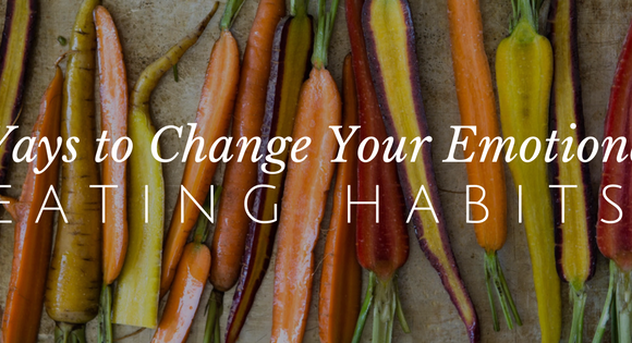 5 Ways to Change Your Emotional Eating Habits